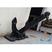 Quality Type C Hall Type Anchor , River Boat Anchors100kgs To 46000kgs Weight for sale