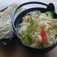 China Low fat Fresh Udon Noodle on sale