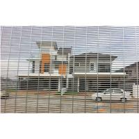 Quality Portable Privacy Metal Security Fencing Construction Hoarding Finger Proof Wire for sale
