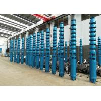 China Cast Iron Deep Well Submersible Pump 13kw Power 8 Inch Pump Diameter on sale