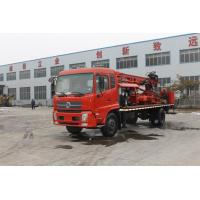 Quality 300m Depth Truck Mounted Pile Drilling Machine With 1 Year Warranty for sale