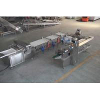 Buy cheap Simens Control Snack Bar Machine / Cereal Bar Production Line With Packing from wholesalers