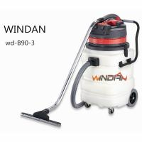 Buy Plastic Tank Erosion Proof Dry And Wet Vacuum Cleaner With 440mm Barrel Housing at wholesale prices