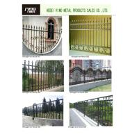 China About wrought iron products,we make gate,entrance doors,fences,balustrade and balcony,flowers,decorative accessories,etc on sale