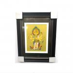 Quality Decoration  Metal Art Pictures  , Home Wall Framed Bathroom Art Logo OEM for sale