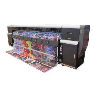 China 3.2m Spectra Polaris Solvent Printer on sale