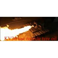 Quality 270Kw Recycle Tyre Oil Burner Fire Length Can Be Further Adjusted for sale