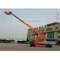 Quality Weather Resistant Self Propelled Cherry Picker IP65 Grade Waterproof Electrical Components for sale