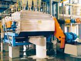 High Speed Paper Pulping Machine , 40Cr Tempering Pulper Washer