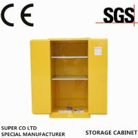 Industrial Safety Flammable Storage Cabinet / Equipment , Fire Resistant Cupboards