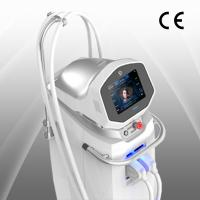 Quality Cure vascular lesions, body Shapng Medical E-Light Laser Hair Removal RF Machine for sale