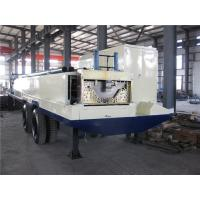 Quality 1.0 - 1.2mm K Span Roof Panel Roll Forming Machine 17 Stations Automatically for sale