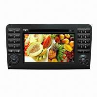 China Mercedes Benz GLK 300 Car DVD/GPS Navigation, Built-in Amplifier 4 x 45W Output on sale