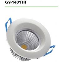 Quality GY-1401TH 5w LED Downlight , Round LED Downlights With External Power for sale