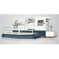 China WM-1300 Automatic Die-Cutting and Creasing Machine with Stripping Station  (top feeding) on sale