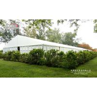 Quality 500 People Outdoor Commercial Canopy Tent With Luxury Roof Lining / Curtains for sale
