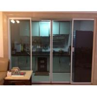 Quality Balcony  room sliding access doors operator with induction opening and closing for sale