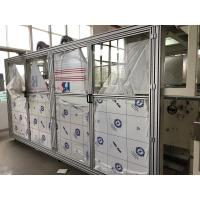 Quality GM089NY Baby Diaper Making Machine , Adult Diaper Machine 45 Bags/Min Speed for sale