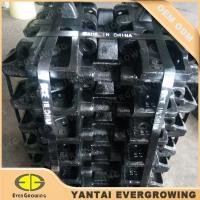 China Track Pads Plates For Link Belt LS108BS LS108BSS Crawler Cranes on sale