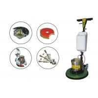 China Industrial Tile Floor Cleaning Machines concrete floor grinders with Durable Brush on sale
