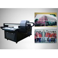 Quality 1.5KW Digital UV Flatbed Printing Machine With Epson DX7 For Packaging Design for sale