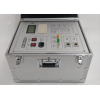 Quality Transformer Capacitance & Tan Delta Test Equipment Dielectric Loss & Capacitance for sale