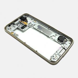 China Samsung Galaxy S5 G900V G900T G900A Back Frame Housing Frame Gold on sale