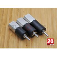 China Low Speed High Torque mini gear motor / planetary gear box 12 Volt , Approved ROHS on sale