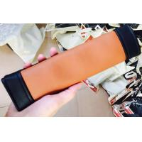 Quality Customized Color Seat Belt Shoulder Pad With Artificial Leather Material for sale