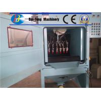 Quality High Production Automatic Sandblasting Machine 380V 50Hz Electricity Source for sale