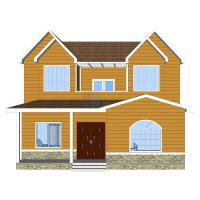 China Luxury Villa - (QB19) Prefab Living House For People Have A Good Purchase Houses on sale