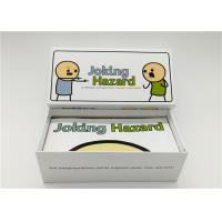 Quality Eco Friendly Joking Hazard Expansion Pack , Custom Made Playing Cards 360pcs for sale