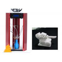 Buy cheap One Key Leveling High Detail 3D Printer Max Speed 100mm/S USB Driver Video from wholesalers