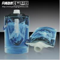 Quality Plastic Doypack     Water Nozzle Bag     Vivid Stand Up Pouches for sale