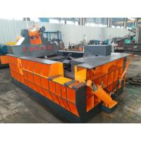 Buy Turn - Out Type Color Customized Hydraulic Scrap Baler Machine Y81F - 250 at wholesale prices