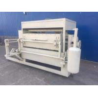 China Recycling Pulp Small Egg Tray Making Machine For Chicken Eggs 12 Months Warranty on sale