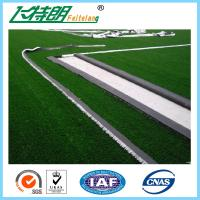 Quality Green Garden Artificial Grass Turfing Surface Realistic 67200 Stitches / Sqm for sale