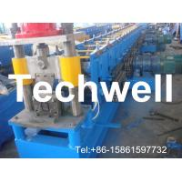 Quality Steel Coil U Purlin Roll Forming Machine For 1.5-3.0mm Thickness TW-U100 for sale
