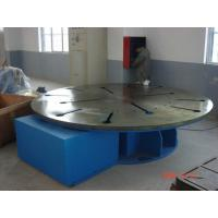 Quality Tilting Horizontal Rotary Table for sale