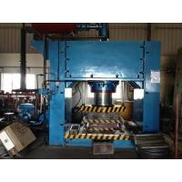 "Quality 25Mpa Heavy Duty Hydraulic Press Machine Double Action PLC Control Processing Size 2""-8"" for sale"