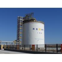 Buy Large Vertical LIN / LAr / Liquid Nitrogen Storage Tank 200M3-50000M3 at wholesale prices