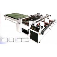 Quality High-Speed Semi-Automatic Ab Gluer Machine 2300/2600 for Corrugation board Pasting and Gluing for sale
