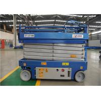 Quality Advanced Elevated Work Platform Simple Structure Easy Installation Non Pollution for sale