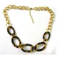 2014 Hot Sell Resin Chunky  Necklace