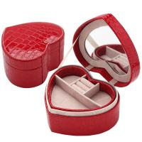 China Heart Shape Cool Jewelry Organizer , Jewellery Box For Teenager Trinket Novelty Gifts for sale