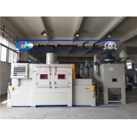 Quality High Capacity Wet Blasting Equipment Premium Steel Body With Cyclone Separator for sale