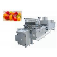 Quality Gelatin Pectin Small Jelly Gummy Candy Making Machine  8500*1100*1800 Mm for sale