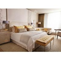 Quality European Style 5 Star Hotel Bedroom Furniture Sets Eco -  Friendly Customized for sale