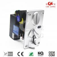 China Anti Fishing Design Electronic Coin Acceptor For Amusement Vr Game Machines on sale