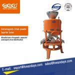 Quality Dry Fine Powder High Efficient Magnetic Separation Equipment 860 * 860 * 1540mm  for feldspar for sale